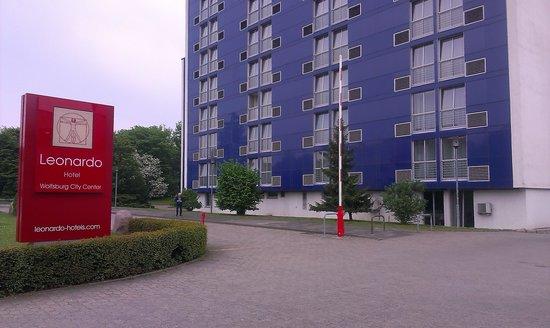 Leonardo Hotel Wolfsburg City Center: Outside