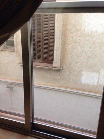 Hotel Metropol: Шикарный вид из окна номера
