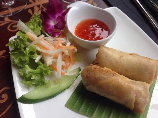 Villa Thai: Starters
