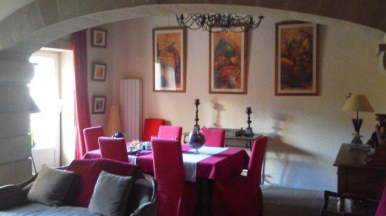 L'Orangerie: salle a manger