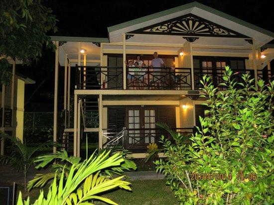 Berjaya Beau Vallon Bay Resort & Casino - Seychelles : Deluxe-Zimmer außen