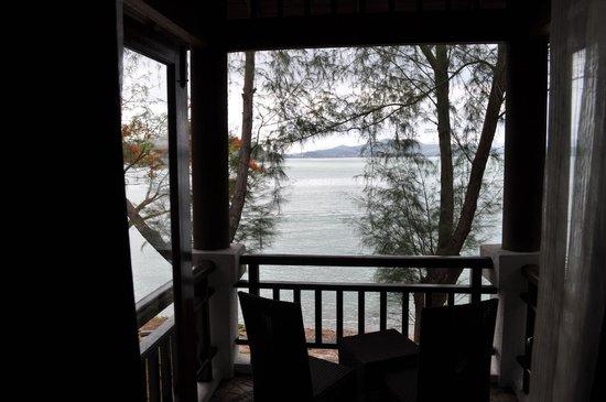 Vivanta by Taj Rebak Island, Langkawi: View from our sea view room