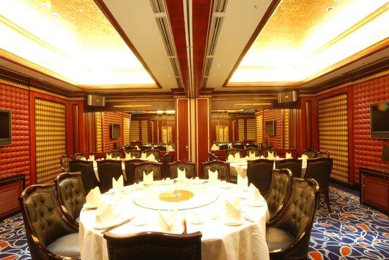 Sun City Luxury Club Restaurant: VIP Dinning Room