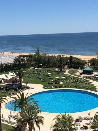 Tivoli Marina Vilamoura: Pool/sea view