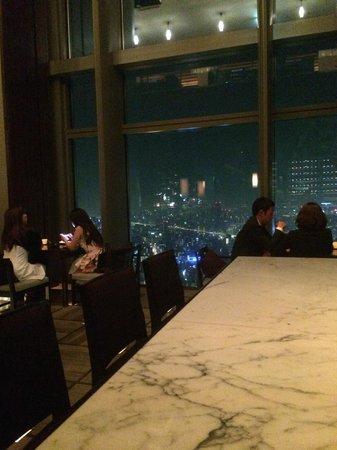 Mandarin Oriental, Tokyo: bar