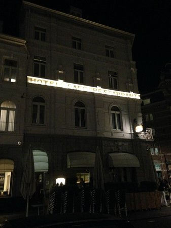 Hotel Beaumont : Beaumont at night