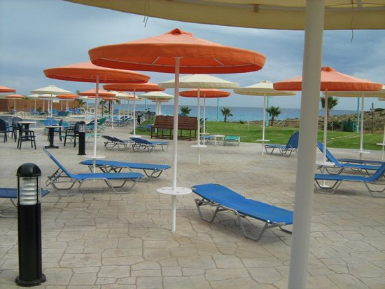 Aktea Beach Village: бассейн