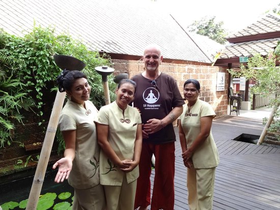 Centara Villas Samui : The incredible SPA LADIES