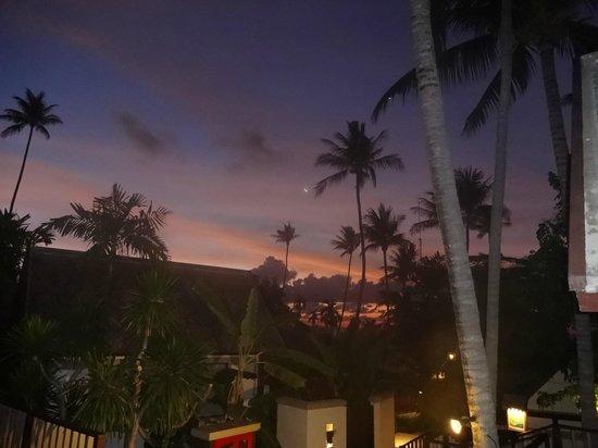 Centara Villas Samui: Sunrise