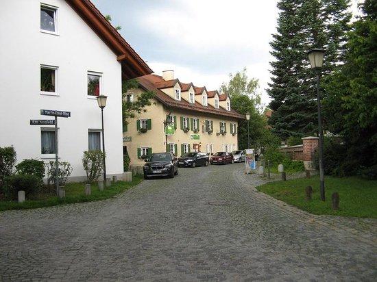 Landhotel Martinshof: exterior