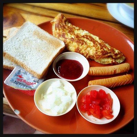 Restauran Jeanette's : awful breakfast