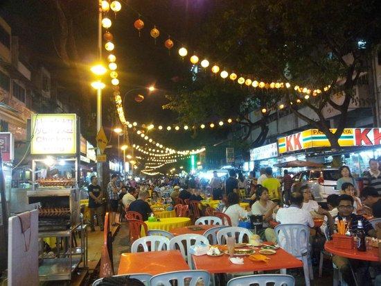 Jalan Alor - May 2014