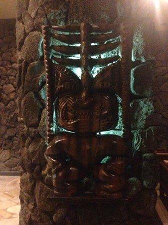 Royal Kona Resort: Lobby God!