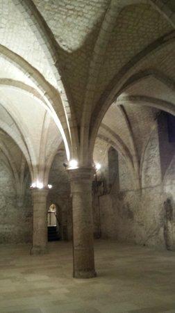 Chateau-Musée: Visite du sous-sol
