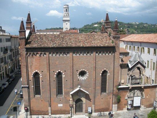 Due Torri Hotel: view