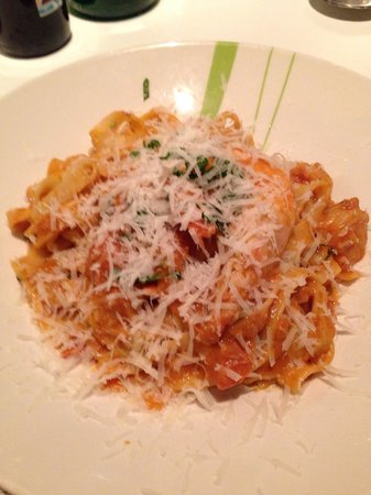 ASK Italian - Staines: Pasta special kind prawn linguine