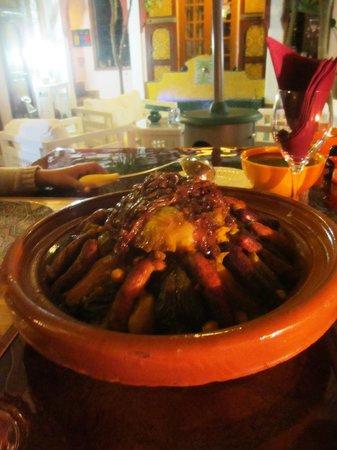 Riad Sadaka: Un couscous à tomber