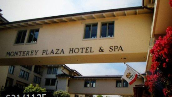 Monterey Plaza Hotel & Spa: Fabulous hotel
