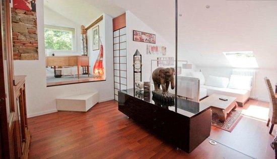 Villa Gioia Country House: Soggiorno appartamento in Villa