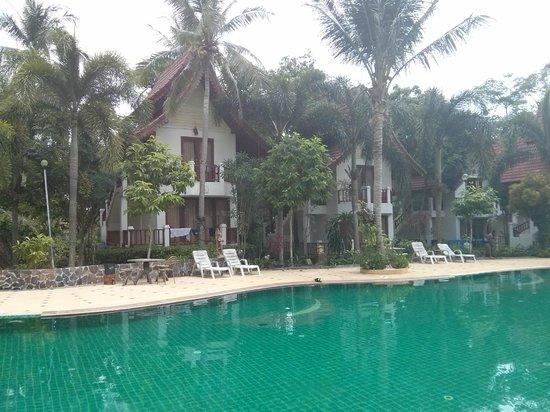 Thai Garden Hill Resort, Koh Chang : Домики