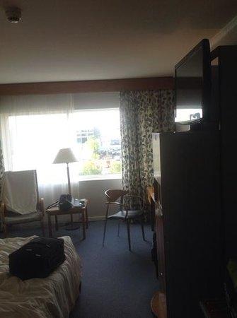 Radisson Blu Hotel, Manchester Airport: Room 456
