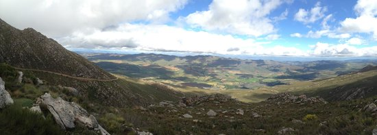 Swartberg Pass: amazing view