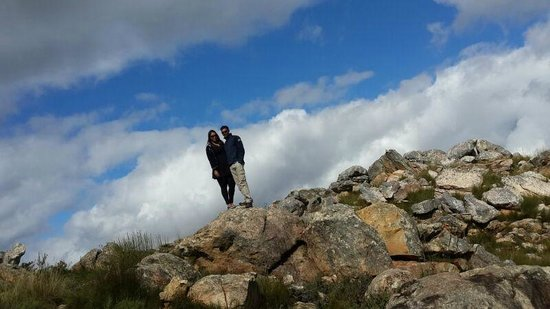 Swartberg Pass: in the clouds