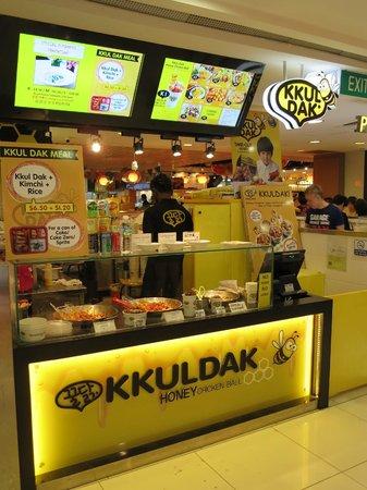 Kkul Dak Singapore