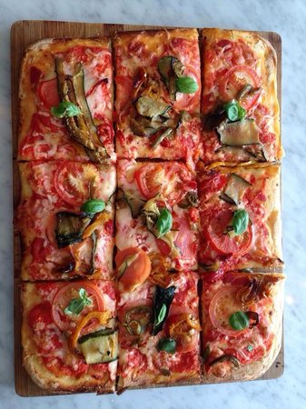 Grinders: Fresh daily Pizza