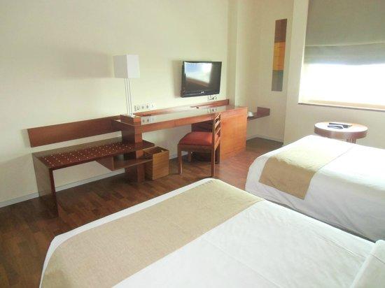 Alila Jakarta: Deluxe room Twin