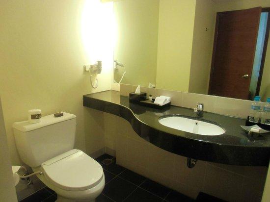 Alila Jakarta: Toilet