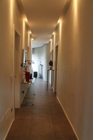 Appia Antica Resort: Hallway