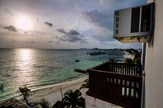 Las Perlas Condos : room view on the sea