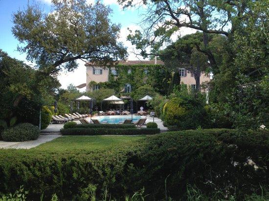 Le Mas de Chastelas : Charming place...