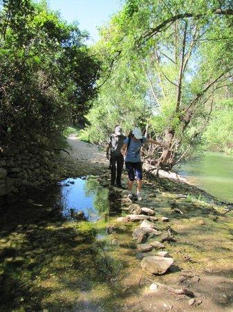 Cabanas Jimera de Libar: ruta de senderismo