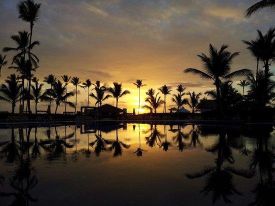 Ocean Blue & Sand: Sunrise