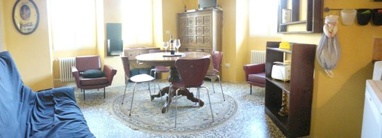 Kitchenette apt Romantico - Picture of Villa Gioia Country House ...