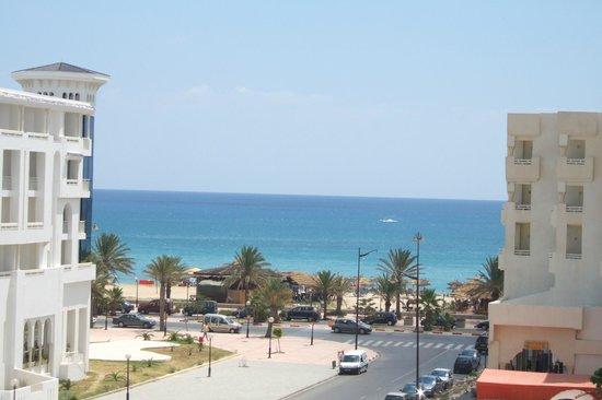Hotel Safa: view