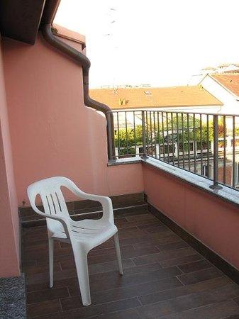 Ibis Styles Milano Centro: balcony