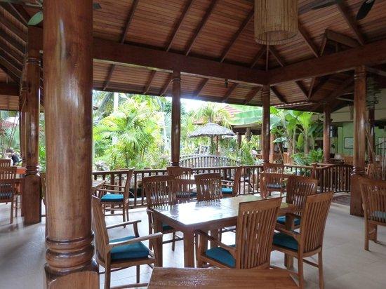 Le Duc de Praslin: Zona ristorante