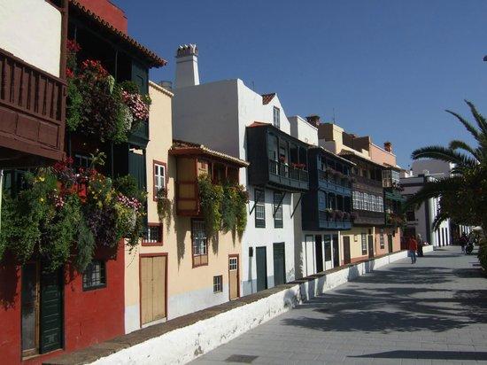 Hotel San Telmo : Santa Cruz - Los Balcones