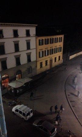 Hotel Caravaggio : View