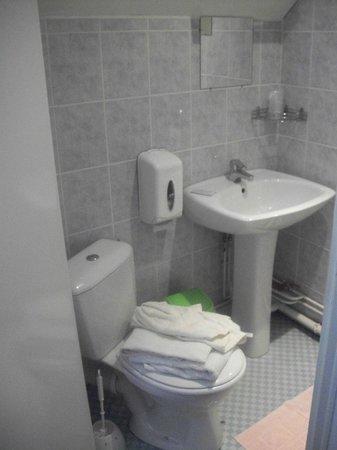 Auberge de la Canche : Salle de bain