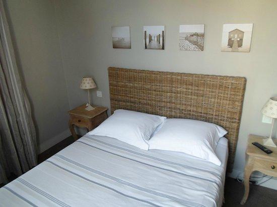 Hotel Albert 1er Cannes: La stanza