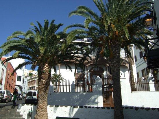 Hotel San Telmo : Santa Cruz - Calle San Sebastian