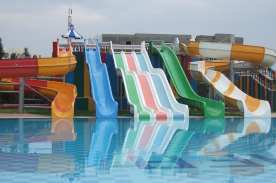 Hotel Safa: pool