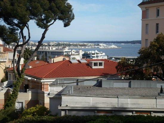 Hotel Albert 1er Cannes: Vista dalla stanza