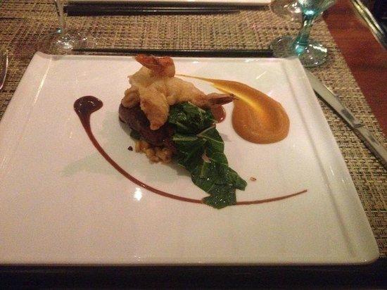BodyHoliday Saint Lucia : deliciious food