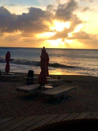 BodyHoliday Saint Lucia : sunset again
