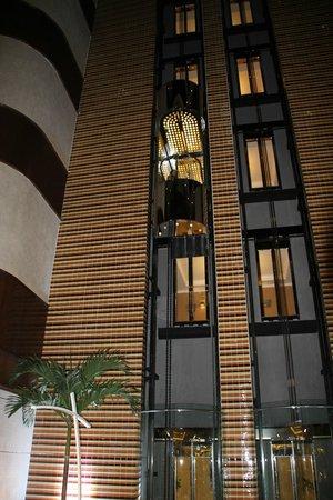 Flora Grand Hotel: Ascensori 2